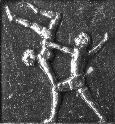 3. Акробатика
