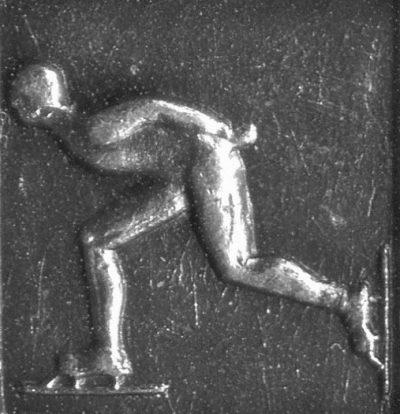 35. Конькобежный спорт